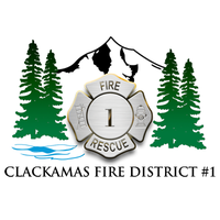 Clackamas Fire District Logo